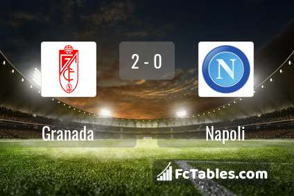 Preview image Granada - Napoli