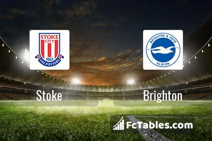 Podgląd zdjęcia Stoke City - Brighton & Hove Albion
