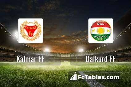 Preview image Kalmar FF - Dalkurd FF