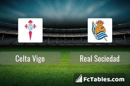 Celta Vigo Real Sociedad H2H