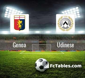 Anteprima della foto Genoa - Udinese
