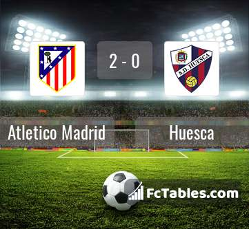 Preview image Atletico Madrid - Huesca