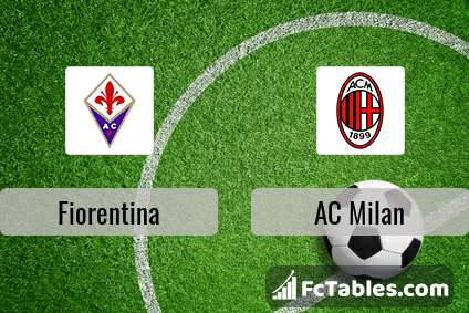 Preview image Fiorentina - AC Milan