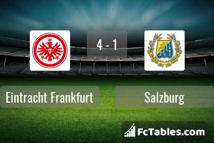 Anteprima della foto Eintracht Frankfurt - Salzburg