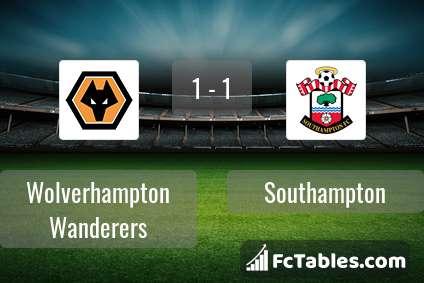 Preview image Wolverhampton Wanderers - Southampton