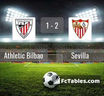 Preview image Athletic Bilbao - Sevilla