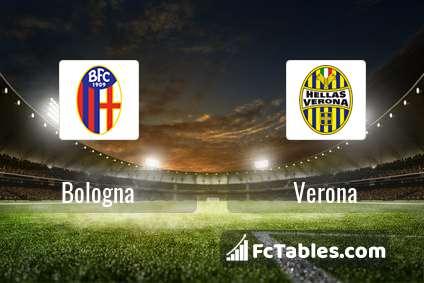 Preview image Bologna - Verona