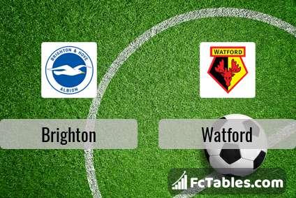 Podgląd zdjęcia Brighton & Hove Albion - Watford