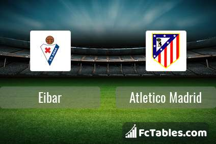 Preview image Eibar - Atletico Madrid