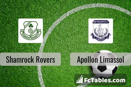 Podgląd zdjęcia Shamrock Rovers - Apollon Limassol