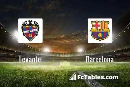 Preview image Levante - Barcelona