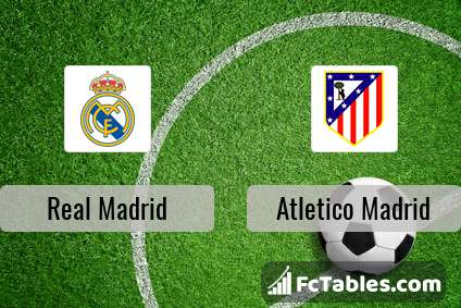 Anteprima della foto Real Madrid - Atletico Madrid
