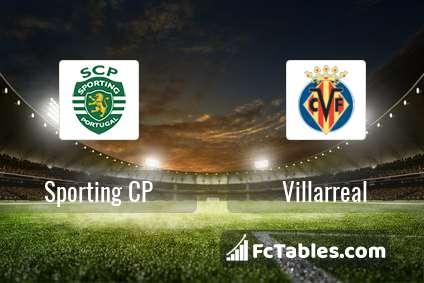 Anteprima della foto Sporting CP - Villarreal
