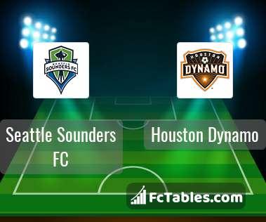 Preview image Seattle Sounders FC - Houston Dynamo