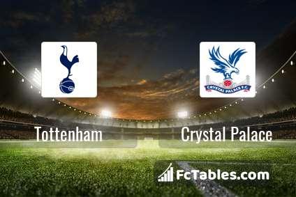 Podgląd zdjęcia Tottenham Hotspur - Crystal Palace