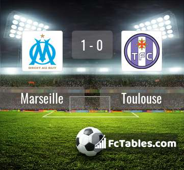 Preview image Marseille - Toulouse