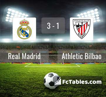 Preview image Real Madrid - Athletic Bilbao