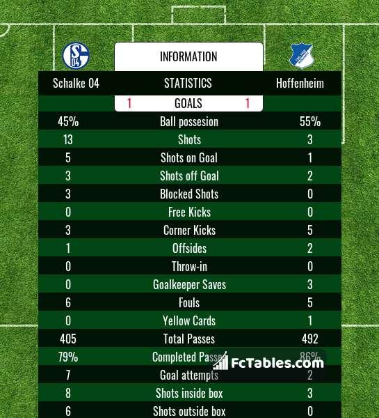 Podgląd zdjęcia Schalke 04 - Hoffenheim