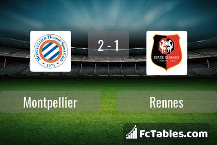 Preview image Montpellier - Rennes