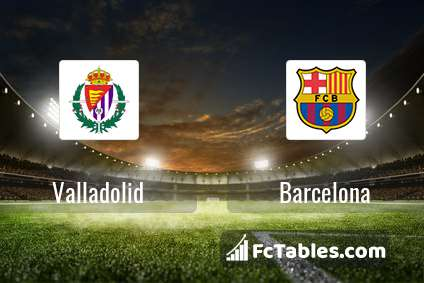 Podgląd zdjęcia Valladolid - FC Barcelona