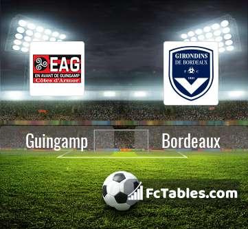Preview image Guingamp - Bordeaux