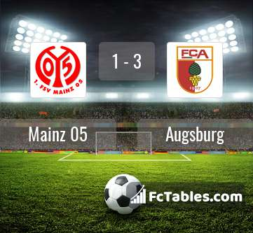 Preview image Mainz 05 - Augsburg