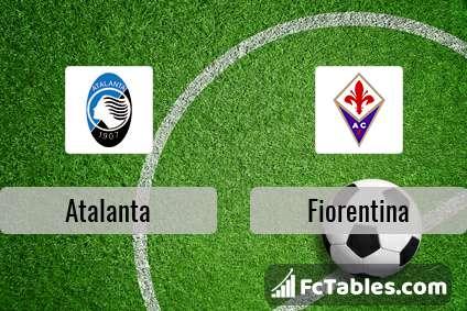 Atalanta Fiorentina H2H