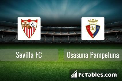 Preview image Sevilla - Osasuna