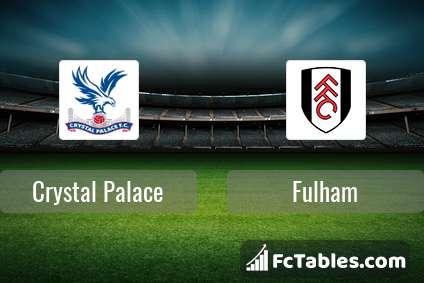 Podgląd zdjęcia Crystal Palace - Fulham