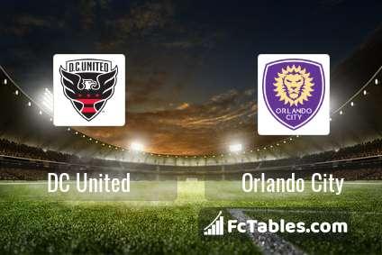 Preview image DC United - Orlando City