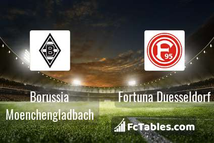 Preview image Borussia Moenchengladbach - Fortuna Duesseldorf