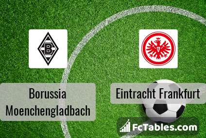 Preview image Borussia Moenchengladbach - Eintracht Frankfurt