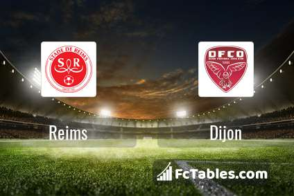 Preview image Reims - Dijon