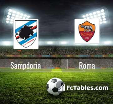 Podgląd zdjęcia Sampdoria - AS Roma