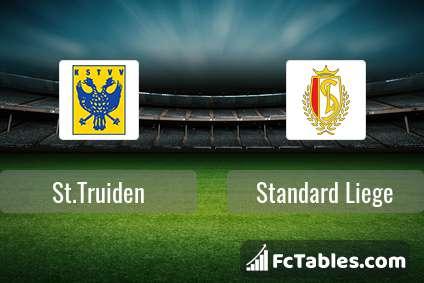 St.Truiden Standard Liege H2H