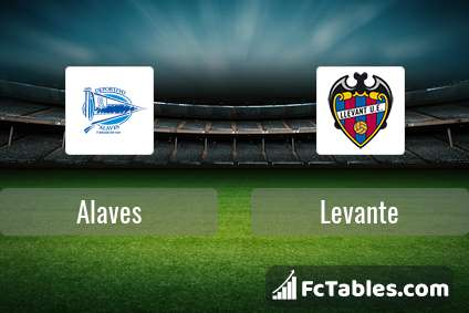 Preview image Alaves - Levante