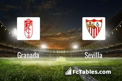 Preview image Granada - Sevilla
