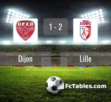 Preview image Dijon - Lille