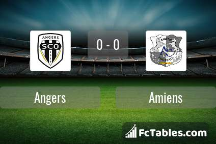 Preview image Angers - Amiens