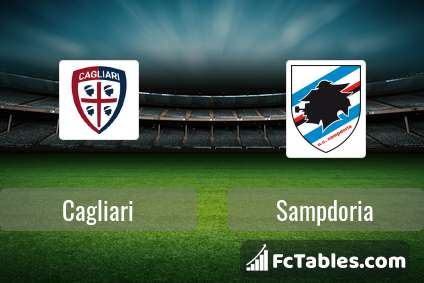 Preview image Cagliari - Sampdoria