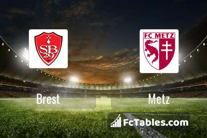 Preview image Brest - Metz