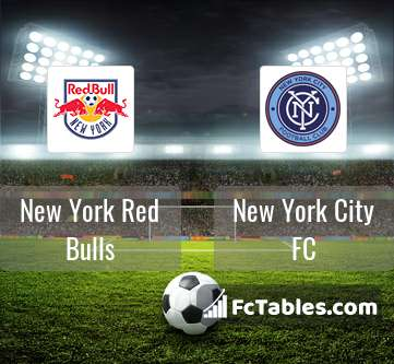 Preview image New York Red Bulls - New York City FC