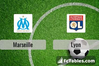 Preview image Marseille - Lyon