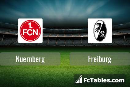 Preview image Nuernberg - Freiburg
