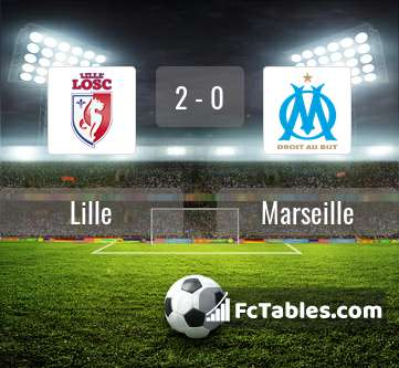Preview image Lille - Marseille