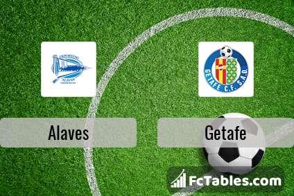Preview image Alaves - Getafe