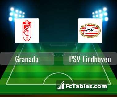Preview image Granada - PSV Eindhoven