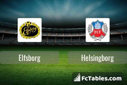 Preview image Elfsborg - Helsingborg