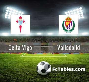 Podgląd zdjęcia Celta Vigo - Valladolid