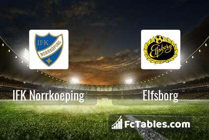 Anteprima della foto IFK Norrkoeping - Elfsborg